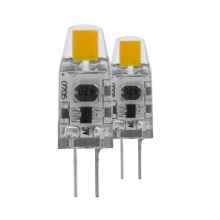 2x SET LED Bec cu intensitate variabila G4/1,2W - Eglo 11551