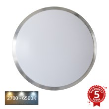APLED - LED Plafonieră cu senzor LENS PP TRICOLOR LED/18W/230V IP41 1210lm