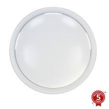 APLED - Plafonieră LED LENS R TRICOLOR LED/12W/230V IP41 825lm