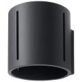 Aplică perete INEZ 1xG9/40W/230V negru