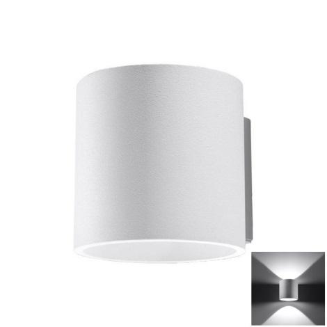 Aplică perete ORBIS 1 1xG9/40W/230V alb