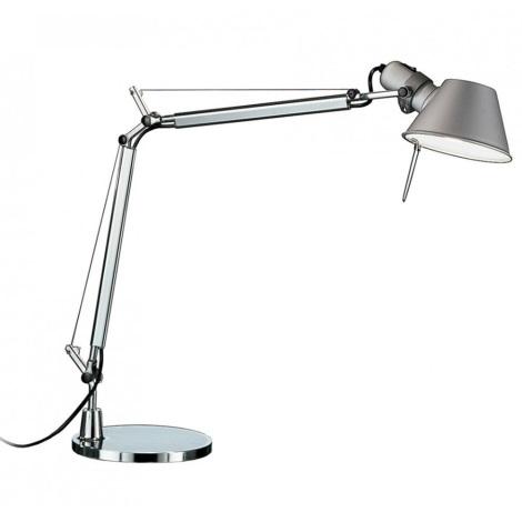 Artemide AR A005910+AR A008600 - Lampă de masă TOLOMEO MINI 1xE27/70W/230V