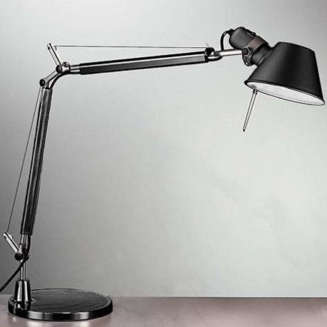Artemide AR A015120+AR A003920 COMPLET - LED Lampă de masă dimmabilă TOLOMEO MIDI 1xLED/9W/230V