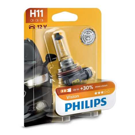 Bec auto Philips VISION 12362PRB1 H11 PGJ19-2/55W/12V