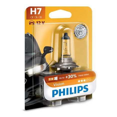 Bec auto Philips VISION 12972PRB1 H7 PX26d/55W/12V