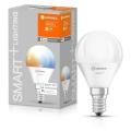Bec de iluminare cu LED SMART + E14/5W/230V 2.700K-6.500K wi-fi - Ledvance