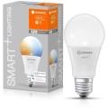 Bec de iluminare cu LED SMART + E27/9W/230V 2.700K-6.500K wi-fi - Ledvance