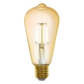 Bec de iluminare cu LED VINTAGE E27/5,5W/230V 2200K - Eglo 11865