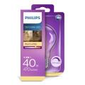 Bec dimmabil LED VINTAGE Philips E27/5,5W/230V 2700K