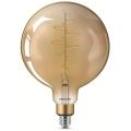 Bec dimmabil LED VINTAGE Philips G200 E27/6,5W/230V