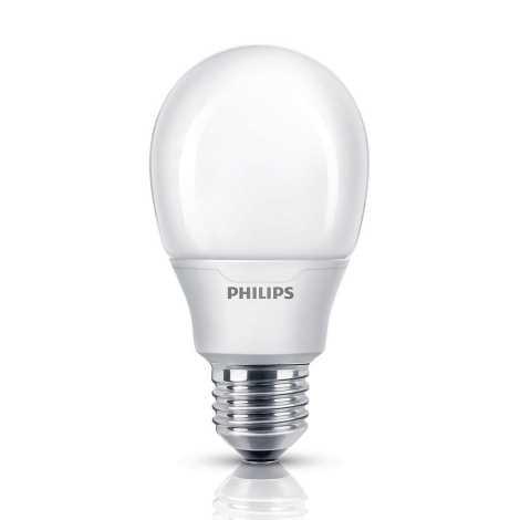 Bec economic Philips E27/11W/230V 2700K