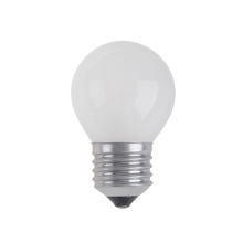 Bec industrial BALL FROSTED E27/40W/230V