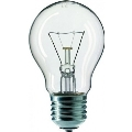 Bec industrial CLEAR E27/100W/240V