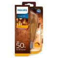 Bec LED dimmabil Philips E27/8W/230V 2000K