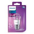 Bec LED E27/4W/230V 2700K - Philips