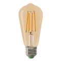Bec LED LEDSTAR AMBER ST64 E27/10W/230V