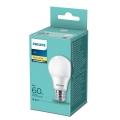 Bec LED Philips A60 E27/8W/230V 2700K