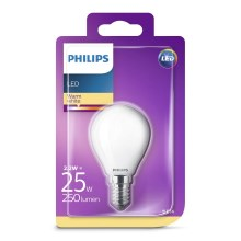 Bec LED Philips E14/2,2W/230V