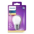 Bec LED Philips E27/2,2W/230V