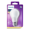 Bec LED Philips E27/4,5W/230V 2700K