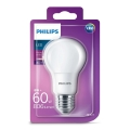 Bec LED Philips E27/8W/230V 2700K