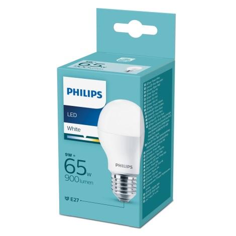Bec LED Philips E27/9W/230V 3000K