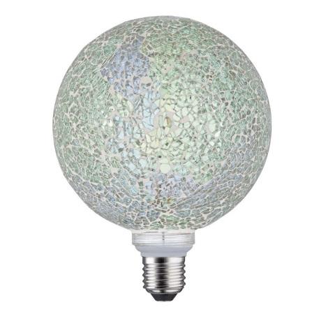 Bec LED reglabil MOSAIC G125 E27/5W/230V 2700K - Paulmann 28745