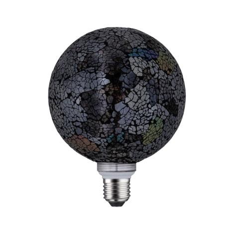 Bec LED reglabil MOSAIC G125 E27/5W/230V 2700K - Paulmann 28746
