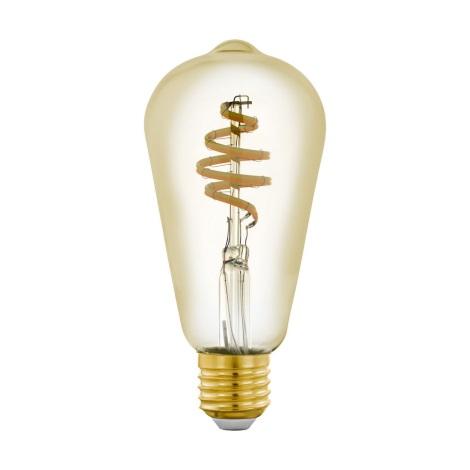 Bec LED VINTAGE E27/5,5W/230V 2200K-6500K - Eglo 12583