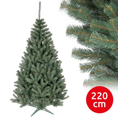 Brad de crăciun TRADY 220 cm molid