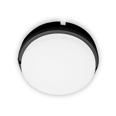 Brilagi - Plafonieră industrială LED SIMA LED/12W/230V IP65 negru