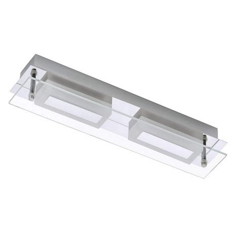 Briloner - 2262-028 - Plafonieră baie LED SURF 2xLED/6W/230V IP44