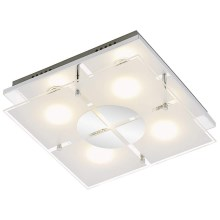 Briloner 3597-048 - Plafonieră LED TOM 4xGU10/3W/230V