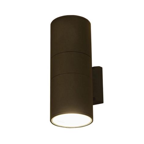 Corp de iluminat perete exterior 2xE27/60W/230V