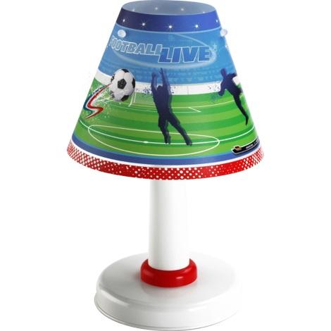 Dalber 21461 - Lampa de masa  FOOTBALL E14/40W/230V