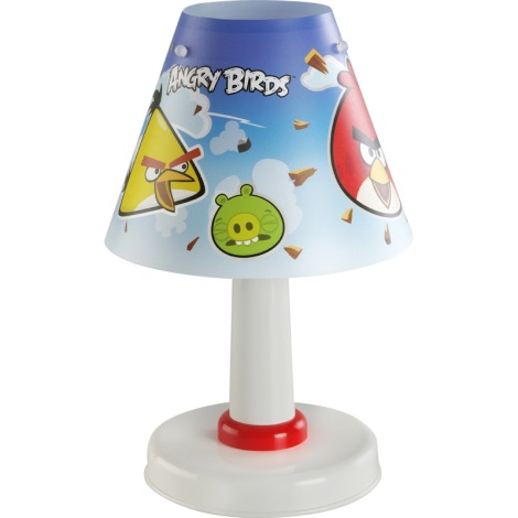 Dalber 21881 - Lampa copii ANGRY BIRDS E14/40W