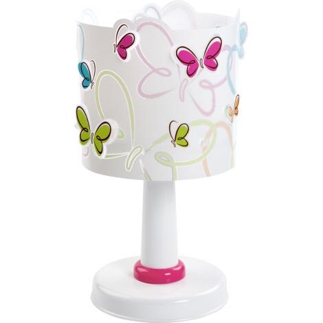 Dalber 62141 - Lampa copii BUTTERFLY 1xE14/40W/230V