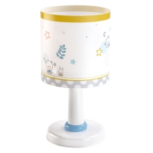 Dalber 62481 - Lampa copii TEDDY & MOON 1xE14/40W/230V