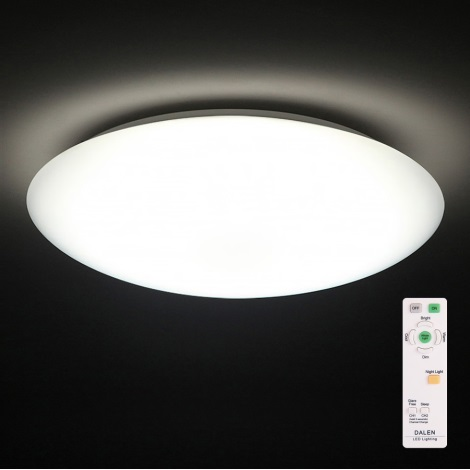 Dalen DL-C415TW - LED plafoniera CLASSIC LED/38W/230V