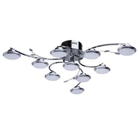 De Markt - Plafonieră LED NANCY 10xLED/5W/230V