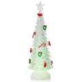 Decorațiune LED de Crăciun HAGABERG 20xLED/0,5W/3xAAA argintie Markslöjd 705014