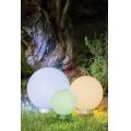 Eglo 48725 - Lampă solară LED RGB SOLAR 1xLED/0,06W IP44