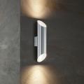 Eglo 54604 - Aplică perete exterior LED AGOLADA 2xLED/3,7W/230V IP44