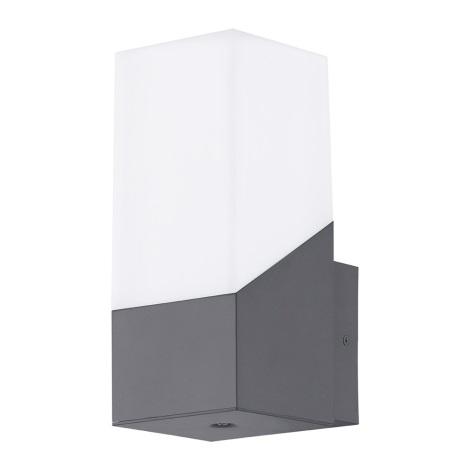 Eglo 54605 - Aplică perete exterior LED ROFFIA 1xLED/3,7W/230V IP44