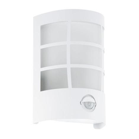 Eglo 75312 - LED Corp de iluminat perete exterior cu senzor CERNO 1xLED/4W/230V