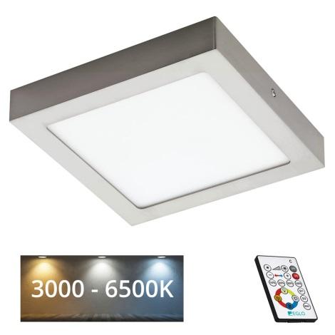 Eglo 78771 - LED Plafonieră dimmabilă TINUS 1xLED/21W/230V