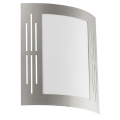 EGLO 82309 - Corp de iluminat perete exterior CITY 1xE27/15W