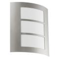 EGLO 88139 - Corp de iluminat perete exterior CITY 1xE27/15W