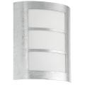 EGLO 88487 - Corp de iluminat perete exterior CITY 1xE27/60W