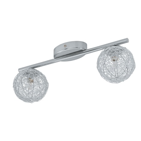 Eglo 92652 - Lampa spot PRODO 2xG9/33W/230V